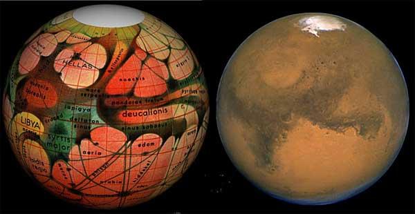 Марсианские хроники: Рис.5