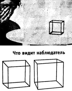 Неоднозначные, парадоксальные и неопределенные фигуры : Рис.2