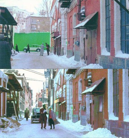 Визуальные эффекты в кинематографе: Рис.2