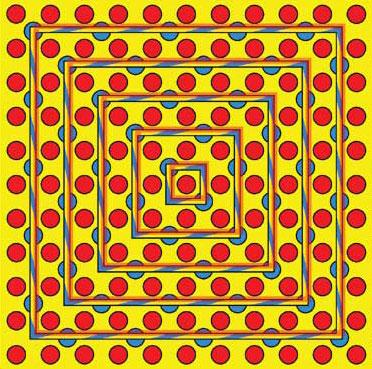 Объяснение некоторых иллюзий: Рис.1
