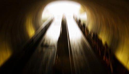 Свет в конце тоннеля: Рис.1