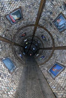 Пространственно-временной туннель: Рис.1