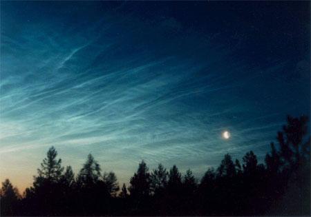 Серебристые облака: Рис.1