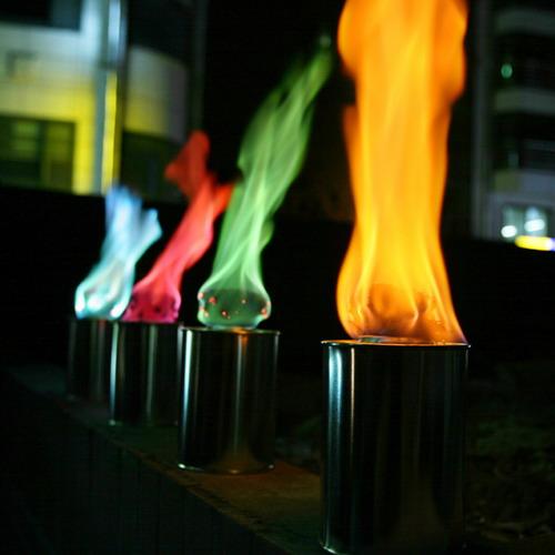 Цветной огонь: Рис.2