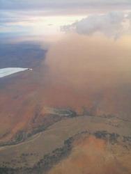 Пыльные бури: Рис.1
