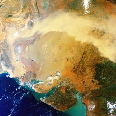 Пыльные бури: Рис.5
