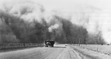 Пыльные бури: Рис.11