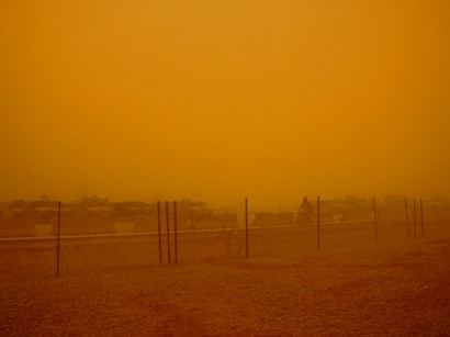 Пыльные бури: Рис.15