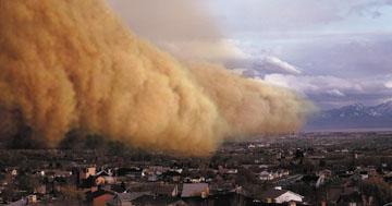 Пыльные бури: Рис.16