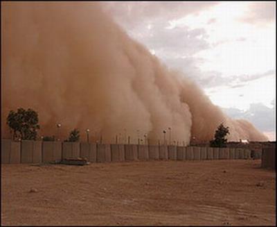 Пыльные бури: Рис.17