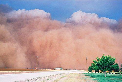 Пыльные бури: Рис.18