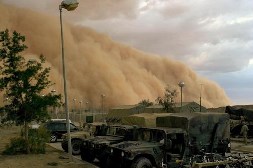 Пыльные бури: Рис.19