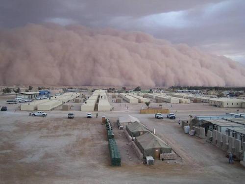 Пыльные бури: Рис.20