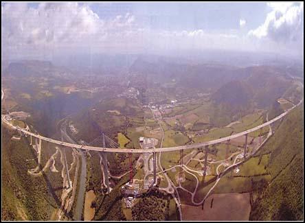 Самый высокий мост мира: Рис.2