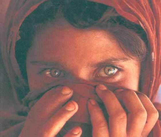 Глаза, смотрящие на тебя: Рис.1