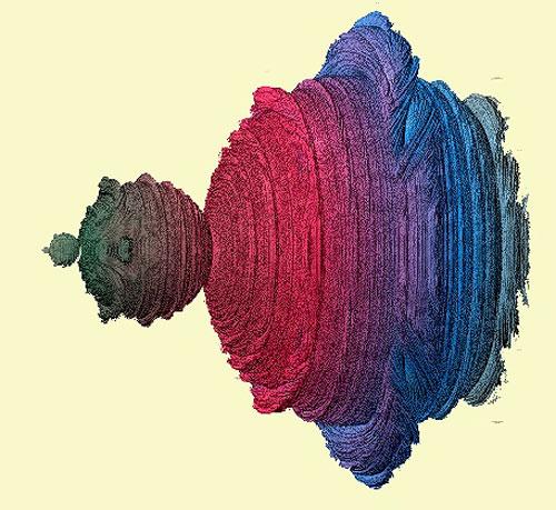 Красота математических поверхностей: Рис.6