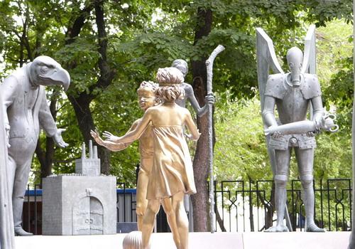 Дети - жертвы пороков взрослых: Рис.24
