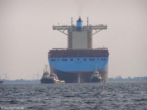 Самый большой корабль в мире: Рис.1