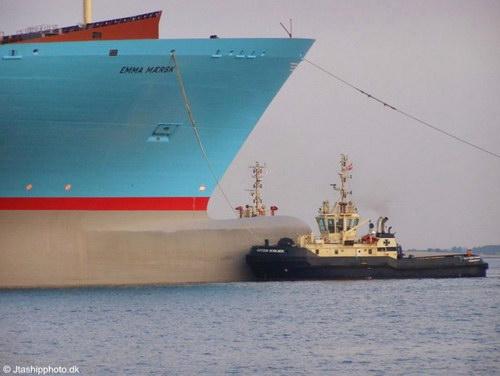 Самый большой корабль в мире: Рис.2