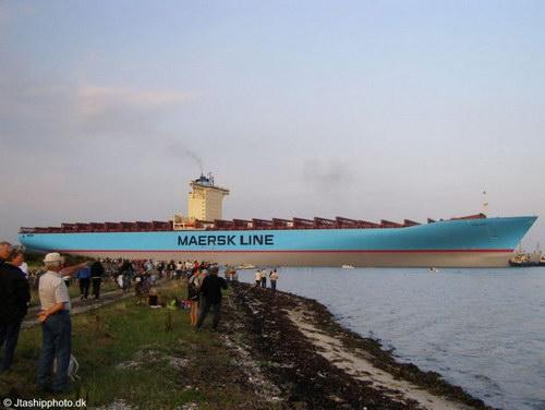 Самый большой корабль в мире: Рис.8