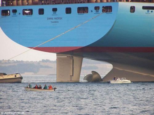 Самый большой корабль в мире: Рис.9