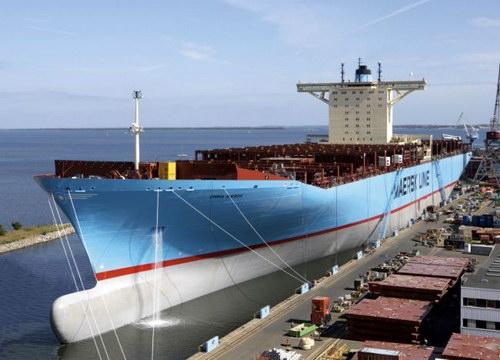 Самый большой корабль в мире: Рис.13