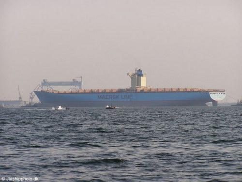 Самый большой корабль в мире: Рис.15