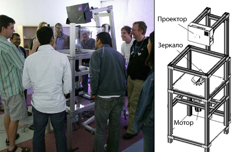 3D из скоростного зеркала: Рис.4