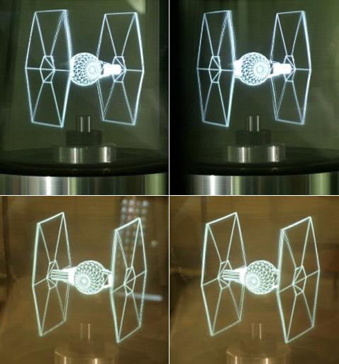 3D из скоростного зеркала: Рис.8