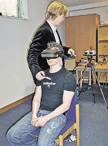 Выход души из тела - обман мозга: Рис.1
