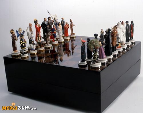 Коллекционирование шахмат: Рис.8