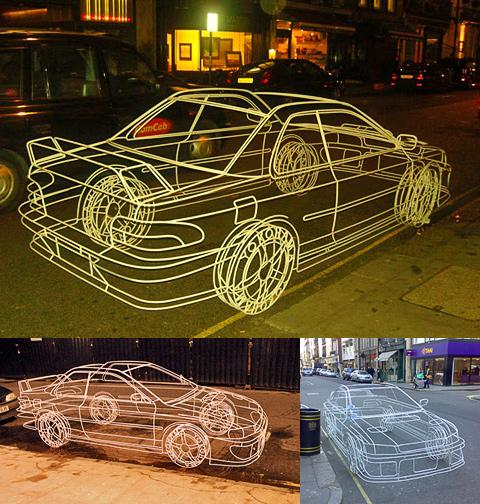 Автомобили из проволоки: Рис.1