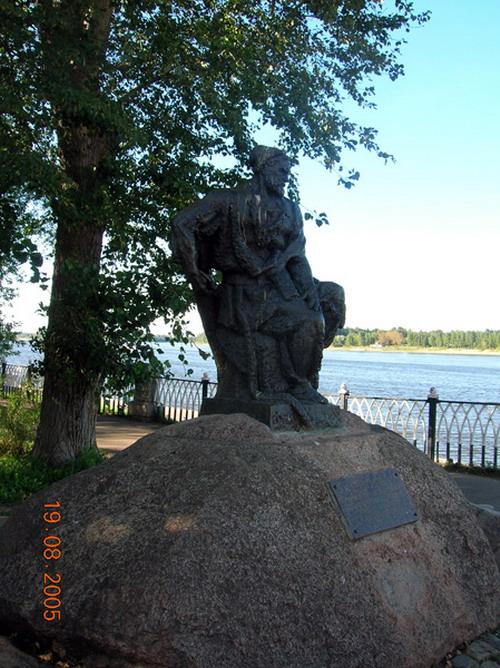 Необычные памятники России: Рис.7