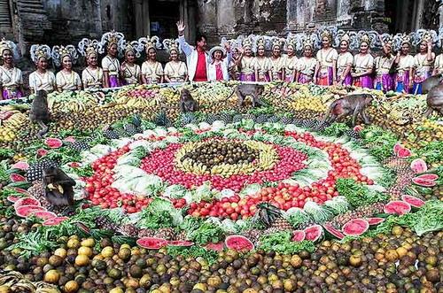 Необычные праздники: Рис.2