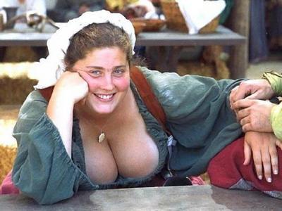 Деревня самых пышногрудых женщин Европы: Рис.2