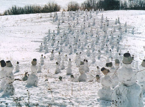 Тайна снежного человека: Рис.4
