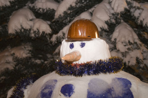 Тайна снежного человека: Рис.11