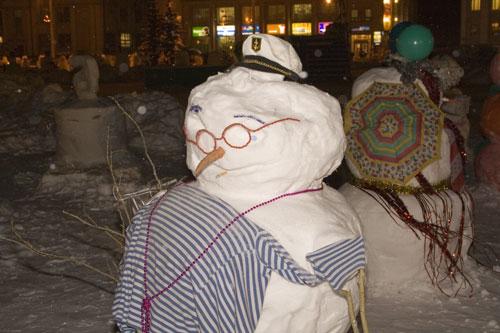 Тайна снежного человека: Рис.13