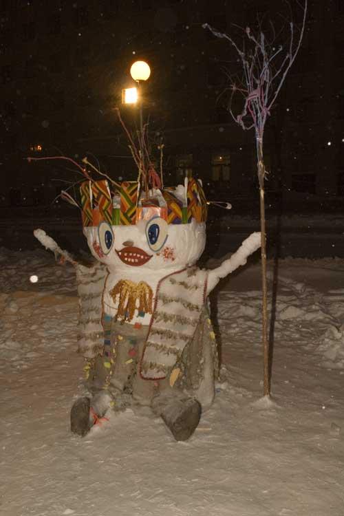 Тайна снежного человека: Рис.14