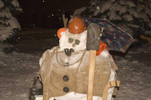 Тайна снежного человека: Рис.16