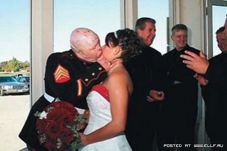 Необычные супружеские пары: Рис.8