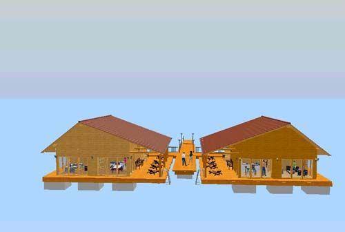 Дом на воде: Рис.4