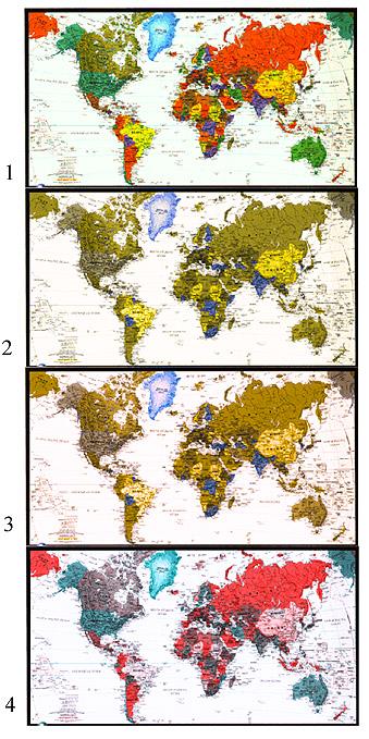 Восприятие мира и дальтонизм: Рис.4