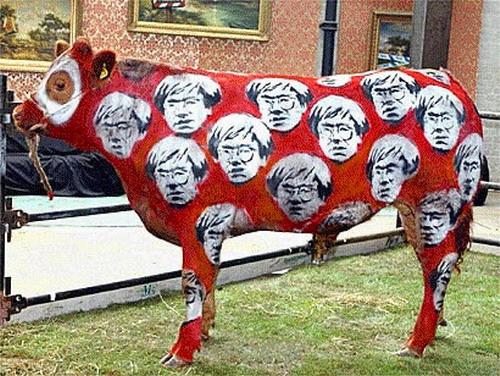 Окрашенные овцы: Рис.6