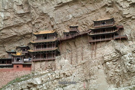 Висячие монастыри: Рис.2