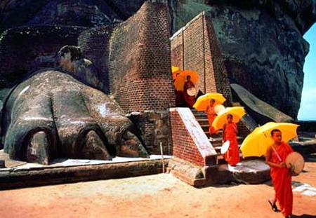 Висячие монастыри: Рис.7