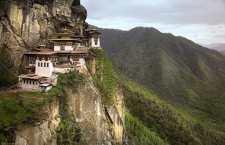 Висячие монастыри: Рис.17