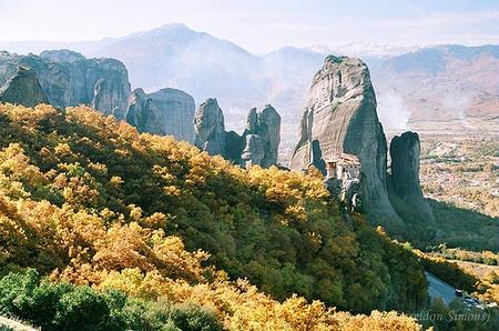 Висячие монастыри: Рис.25