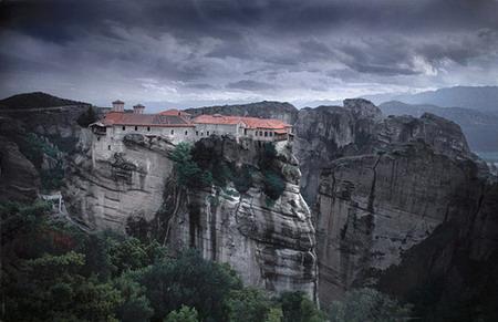 Висячие монастыри: Рис.28