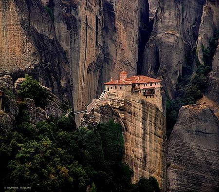 Висячие монастыри: Рис.33
